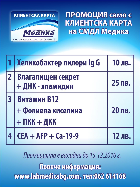 Medika Karta Promojia